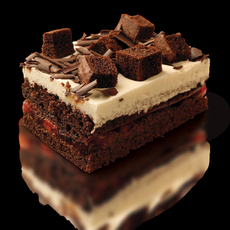 GLUTEN-FREE BLACK FOREST SHEET CAKE